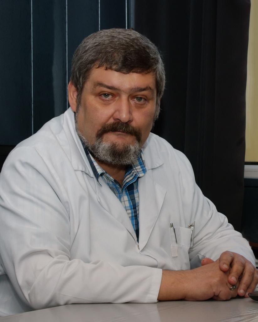 Врач нарколог Волошин А.В.